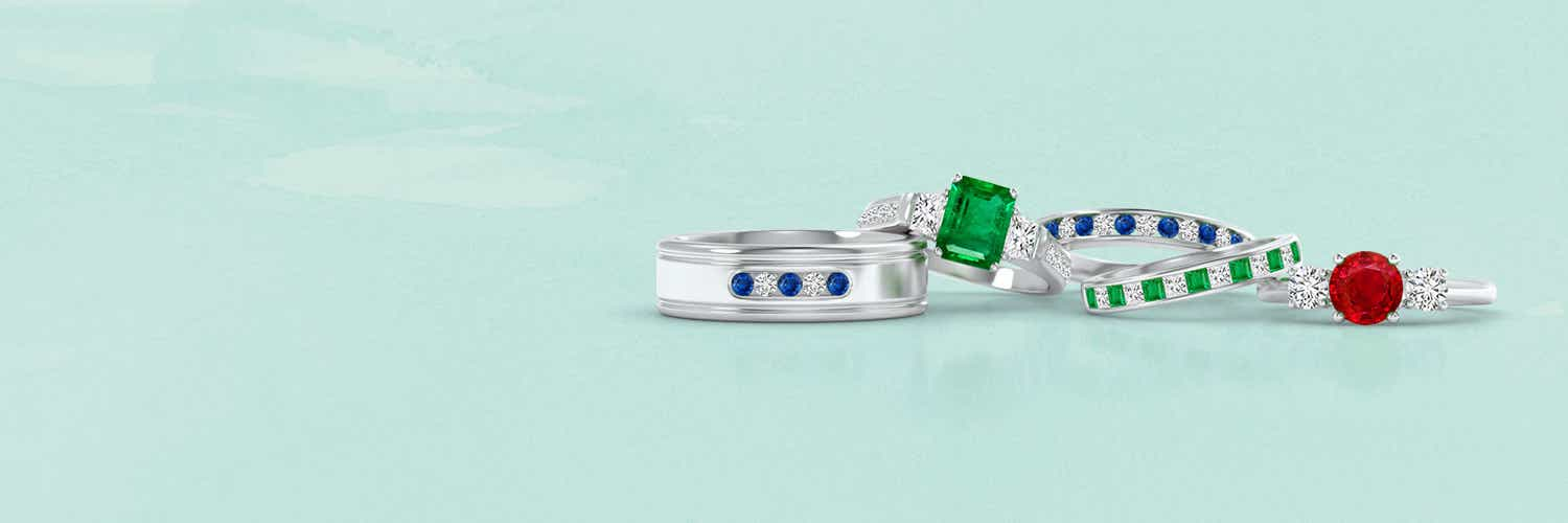 Exclusive Birthstone Jewelry