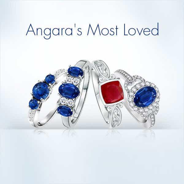 Handcrafted Gemstone Rings