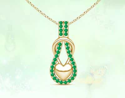 Emerald Jewelry at Angara.com
