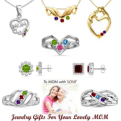 Jewelry Gifts for Your Lovely Mom