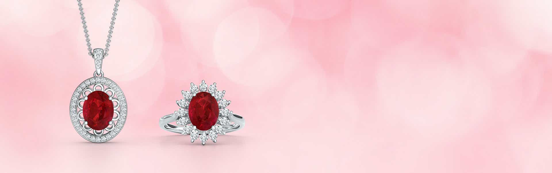 Explore Ruby Jewelry