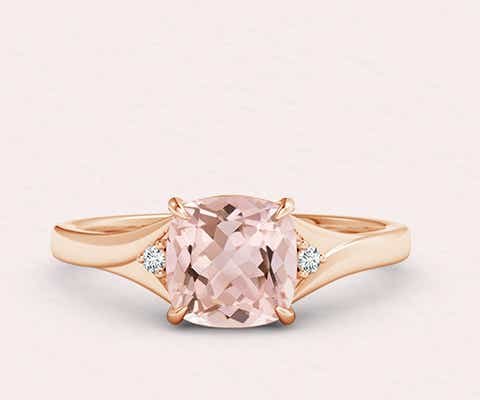 View Morganite Jewelry