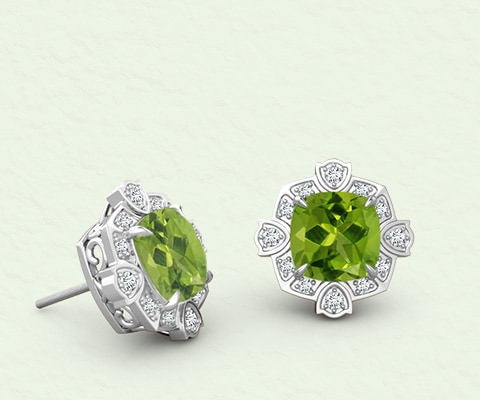 View Peridot Jewelry