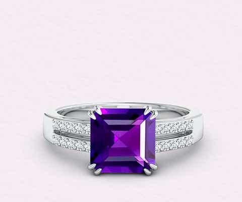 View Amethyst Jewelry