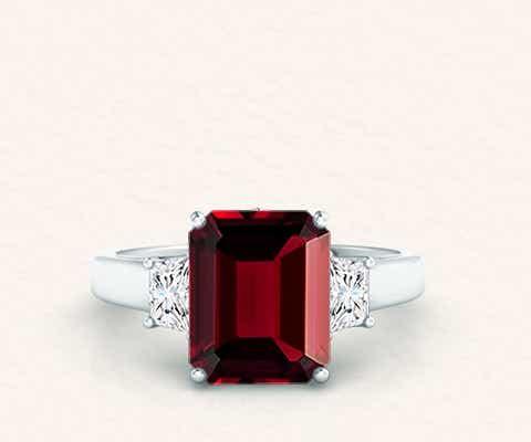 View Garnet Jewelry
