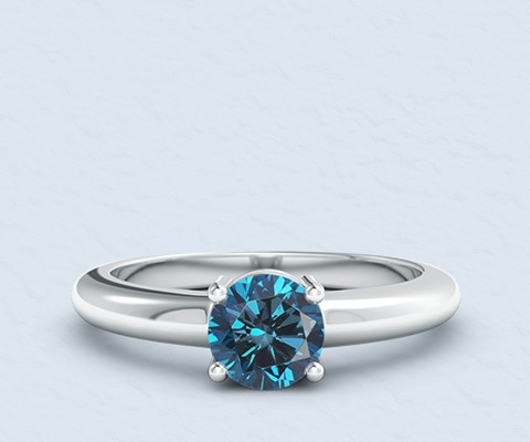 View Blue Diamond Jewelry
