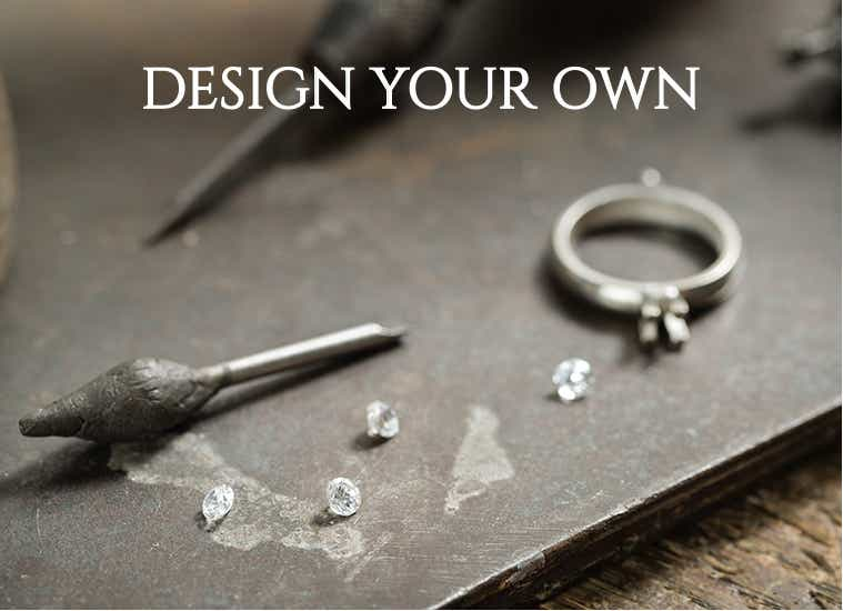Design Your Own Diamond Ring and Pendant