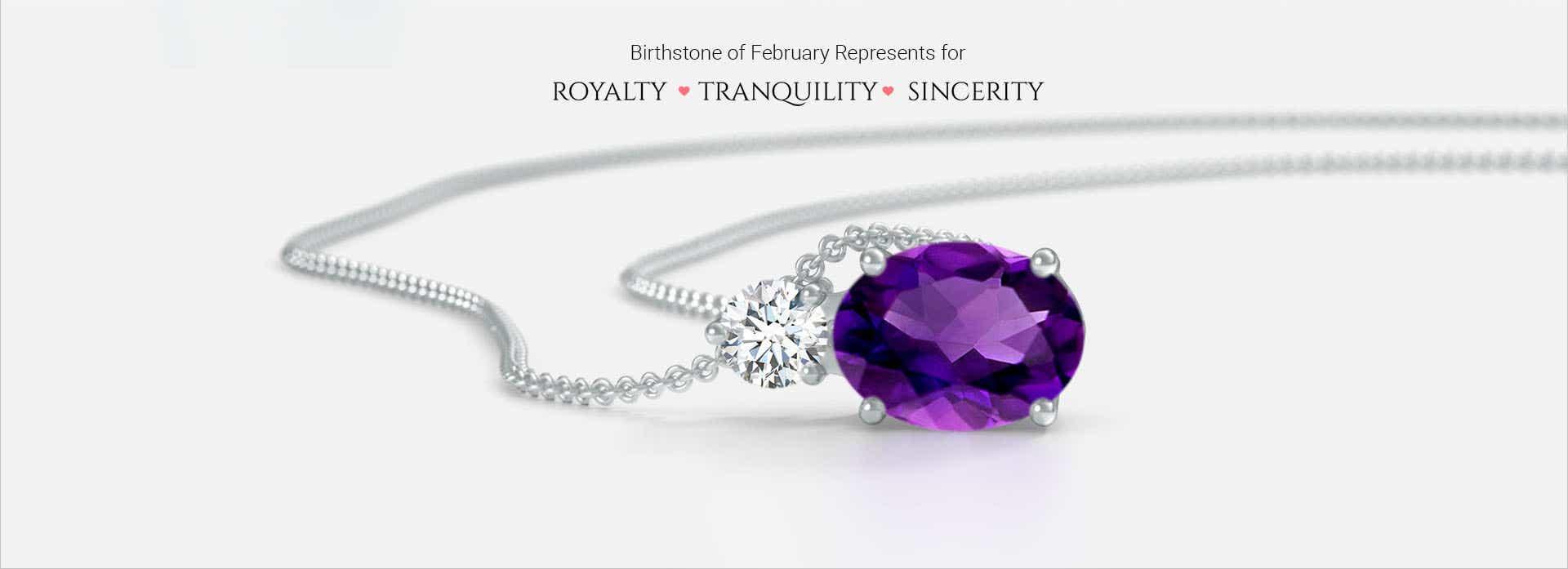 Amethyst: February Birthstone Jewelry