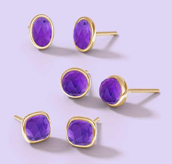 Amethyst as Royal Purple