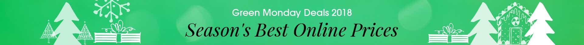 Green Monday Deals 2017