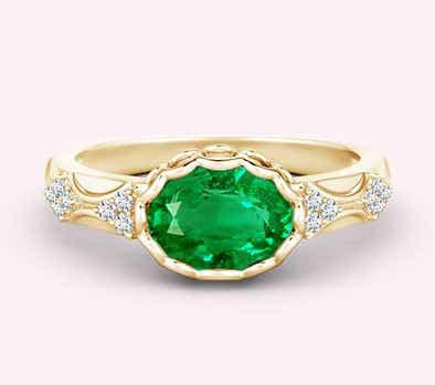Custom Birthstone Jewelry for Mom