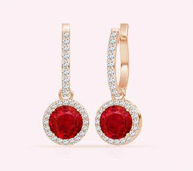 Explore Mother's Birthstone Earrings