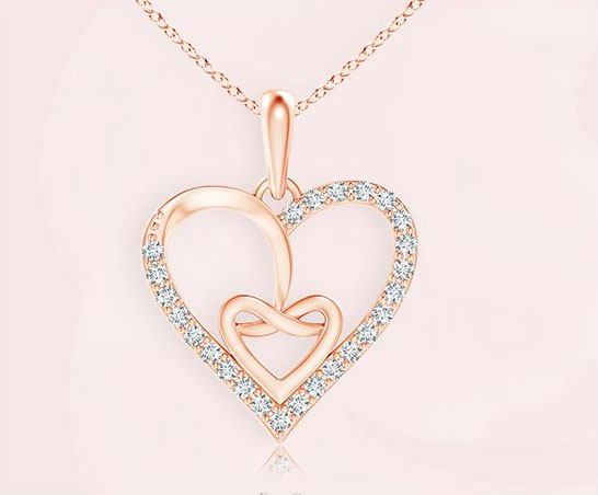 Knotty Heart Collection