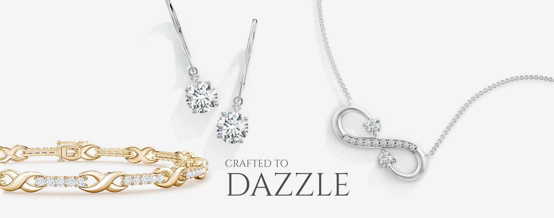 Diamond Jewelry From Angara