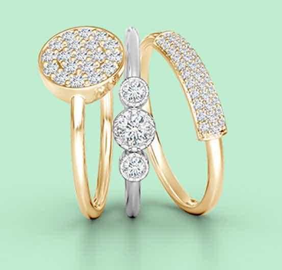 Diamond as Sheer Sparkle
