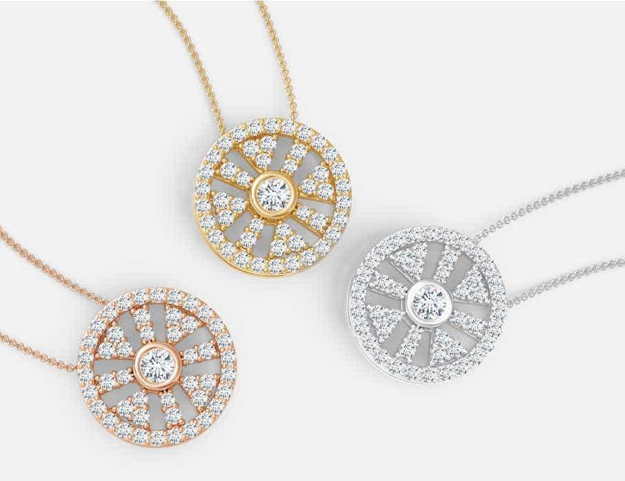 Wheel of Life Jewelry