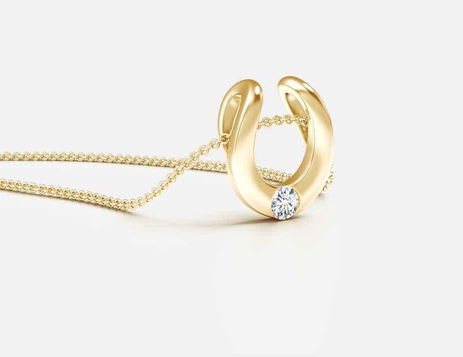 Lucky Horseshoe Jewelry