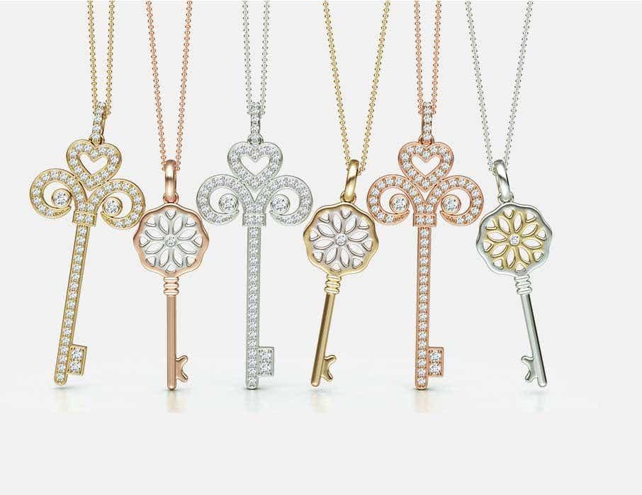 Lucky Key Jewelry