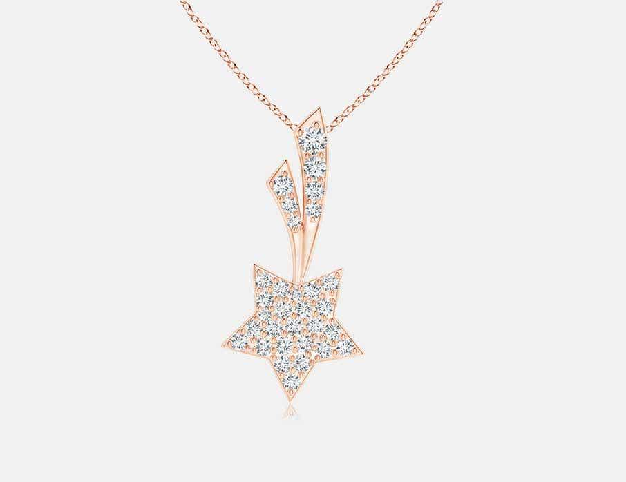 Shooting Star Jewelry